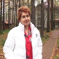 Жанна Тункель, хозяйка дома в коттеджном поселке «Земляничная поляна»