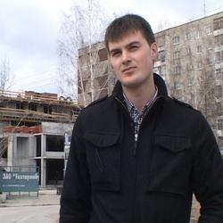 Михаил Томиловский, руководитель стройки