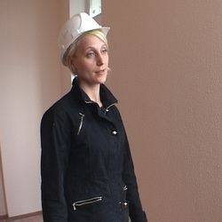 Нелли Юсупова, прораб