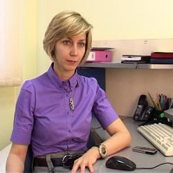 Ольга Малютина, заместитель директора АН «РСУ-37»
