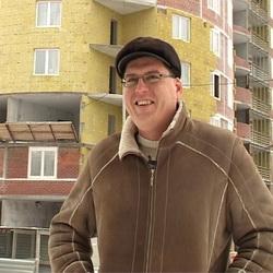 Алексей Щапин, руководитель стройки по ул. Саввы Белых - Луганская