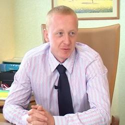 Александр Матафаев, директор АН «Атомстройкомплекс»