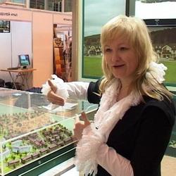 Ирина Игнатьева, директор департамента маркетинга, рекламы и реализации КП «Карасьеозерский-2»