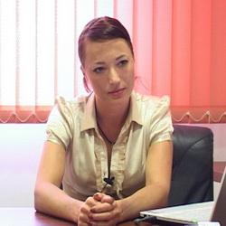 Алена Козлова, начальник отдела продаж