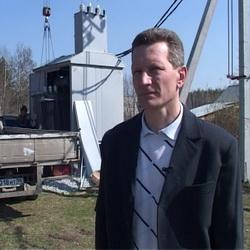 Дмитрий Падалко, технический директор проекта