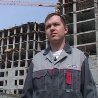 Андрей Татаринов, начальник участка строительства ЖК «Комфорт»