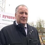 Сергей Кулинич, начальник отдела кадров завода имени Калинина