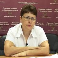 Надежда Габдулхаева, начальник отдела кадастрового учета Управления Росреестра