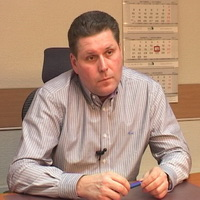Александр Комаров, директор САИЖК