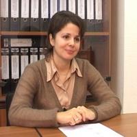 Евгения Горина, начальник отдела приема документов Управления Росреестра