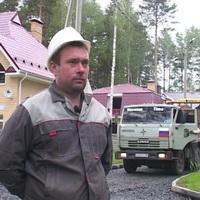 Вячеслав Малочкин, начальник участка