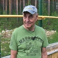 Василий Петрович, житель жилого комплекса «Карасьеозерский 2»