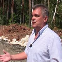 Юрий Балтин, председатель дачного партнерства «Шишкино»