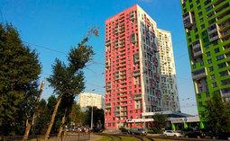 Красный дом «Малевича» больше не обслуживает «Лига ЖКХ»