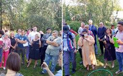 Пресс-служба УГМК и телеграм-канал «Мирные люди» опубликовали тексты о впечатлениях от совместной встречи по поводу судьбы сада Казанцева. И они оказались абсолютно противоположными.