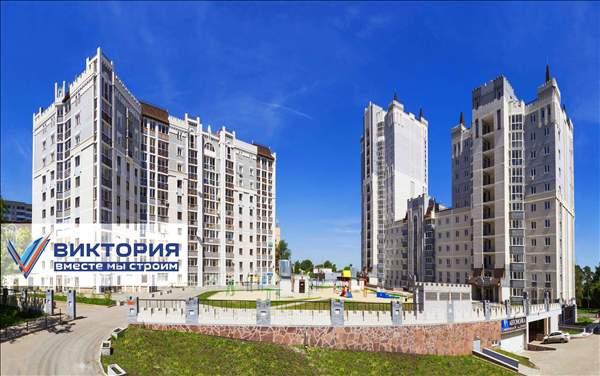 """Клубный дом """"Камелот"""" (I и II очередь) - Екатеринбург, Вторчермет, ул. Селькоровская, 34, 36. - фото 2"""