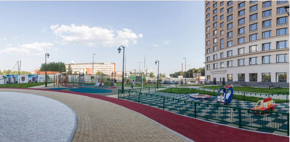 Парковый квартал - Екатеринбург, Автовокзал, ул. Фурманова - Машинной - Цвиллинга - фото 2