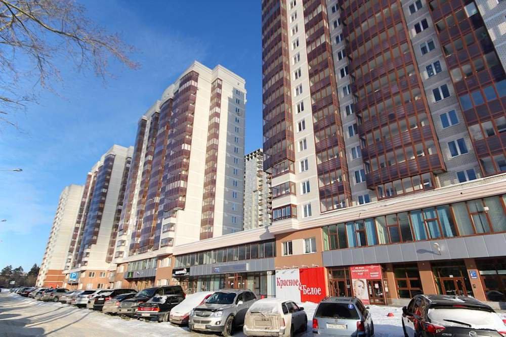 Комплекс апартаментов по ул. Стачек - Екатеринбург, Эльмаш, ул. Стачек, 4 - фото 2