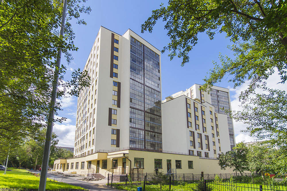 Жилой дом по ул. Мичурина  - Екатеринбург, Центр, ул. Мичурина, 132 - фото 1
