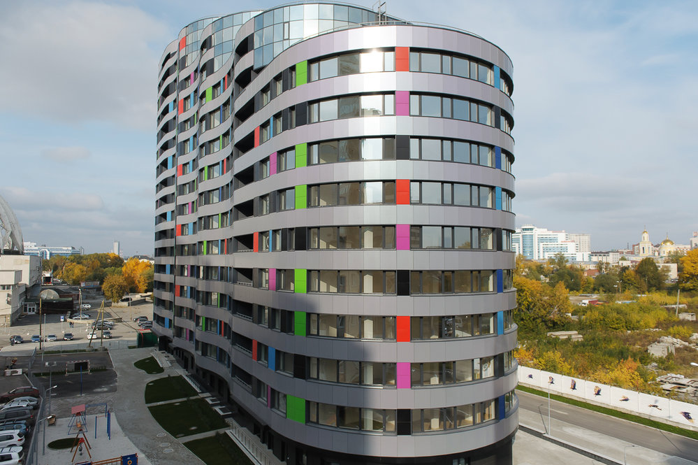 "Комплекс апартаментов ""ARTEK"" - Екатеринбург, Центр, ул. Степана Разина, 2 - фото 2"