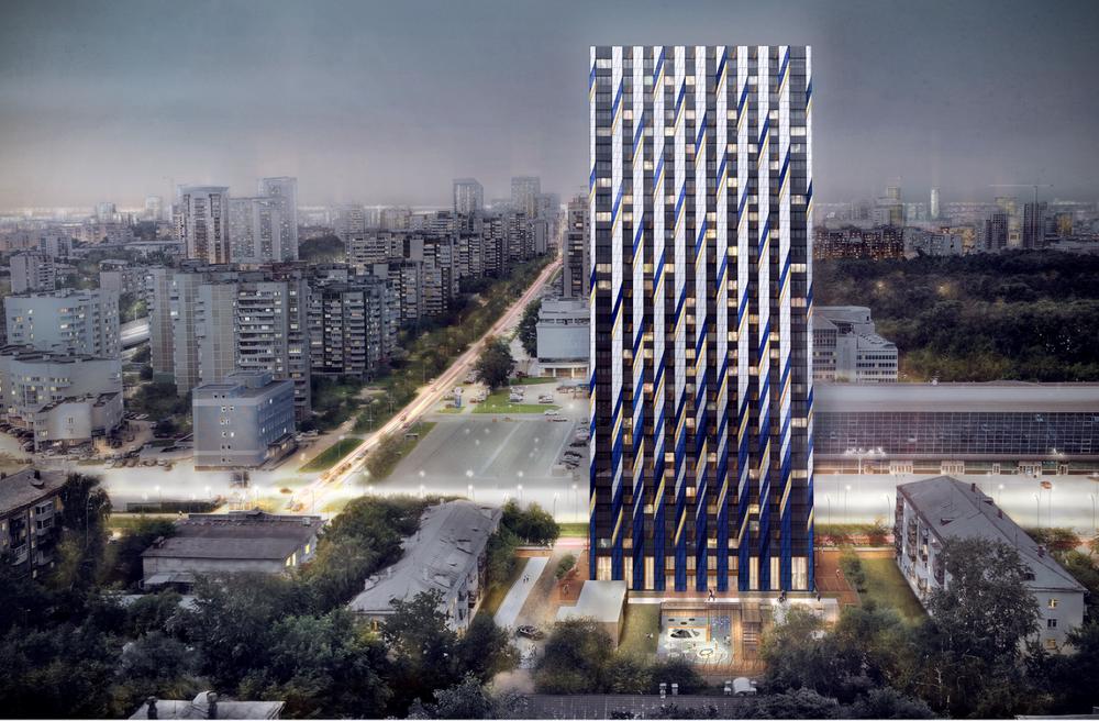 New House mART(мАРТ) - Екатеринбург, Автовокзал, ул. Большакова - фото 1