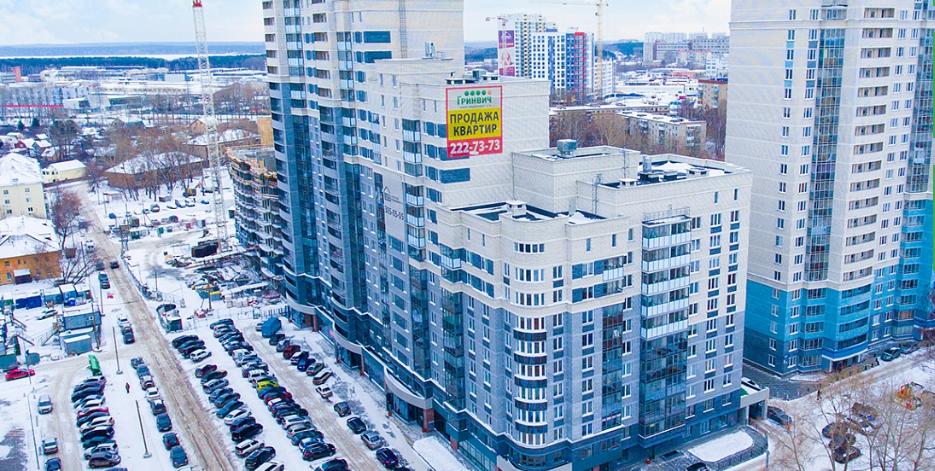 """ЖК """"Бриз"""" (Гринвич) - Екатеринбург, Пионерский, ул. Ирбитская, 11 - фото 6"""