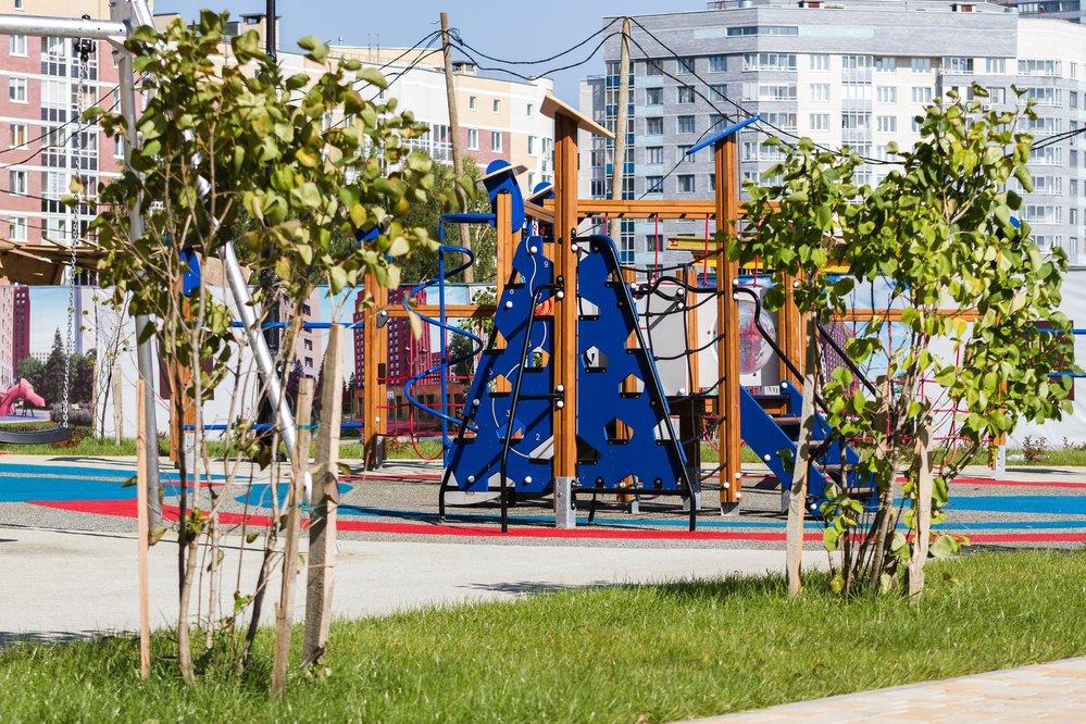 """ЖК """"Ньютон парк"""" - Екатеринбург, УНЦ, ул. Краснолесья, 10, 12 - фото 6"""