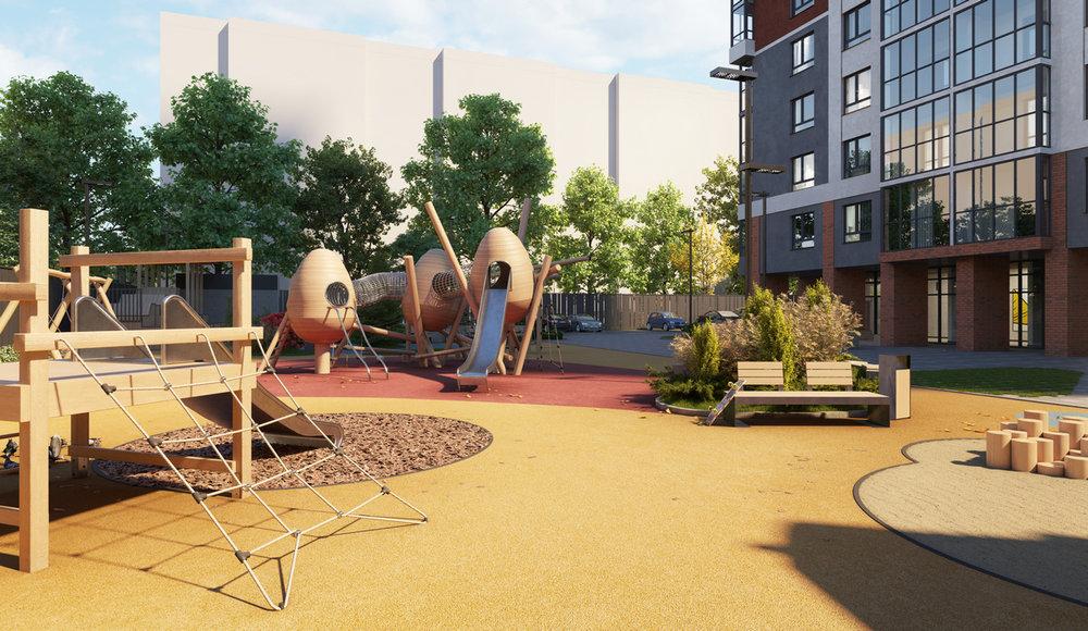 Жилой дом на Амундсена - Екатеринбург, Юго-Западный, ул. Амундсена, 57А - фото 5