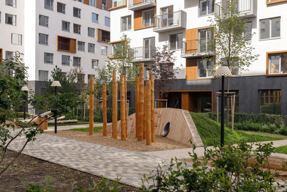 Северный квартал - Екатеринбург, Эльмаш, квадрат улиц: Стачек - Войкова - Каширской - фото 3