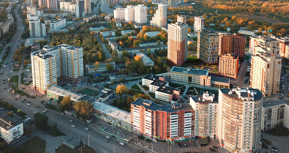 """Жилая экосистема """"4 YOU"""" (Фо Ю) - Екатеринбург, Автовокзал, ул. Онежская - фото 2"""