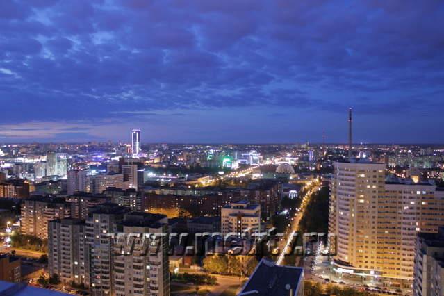 """ЖК """"Московский"""" - Екатеринбург, Юго-Западный, ул. Московская, 66 - фото 1"""