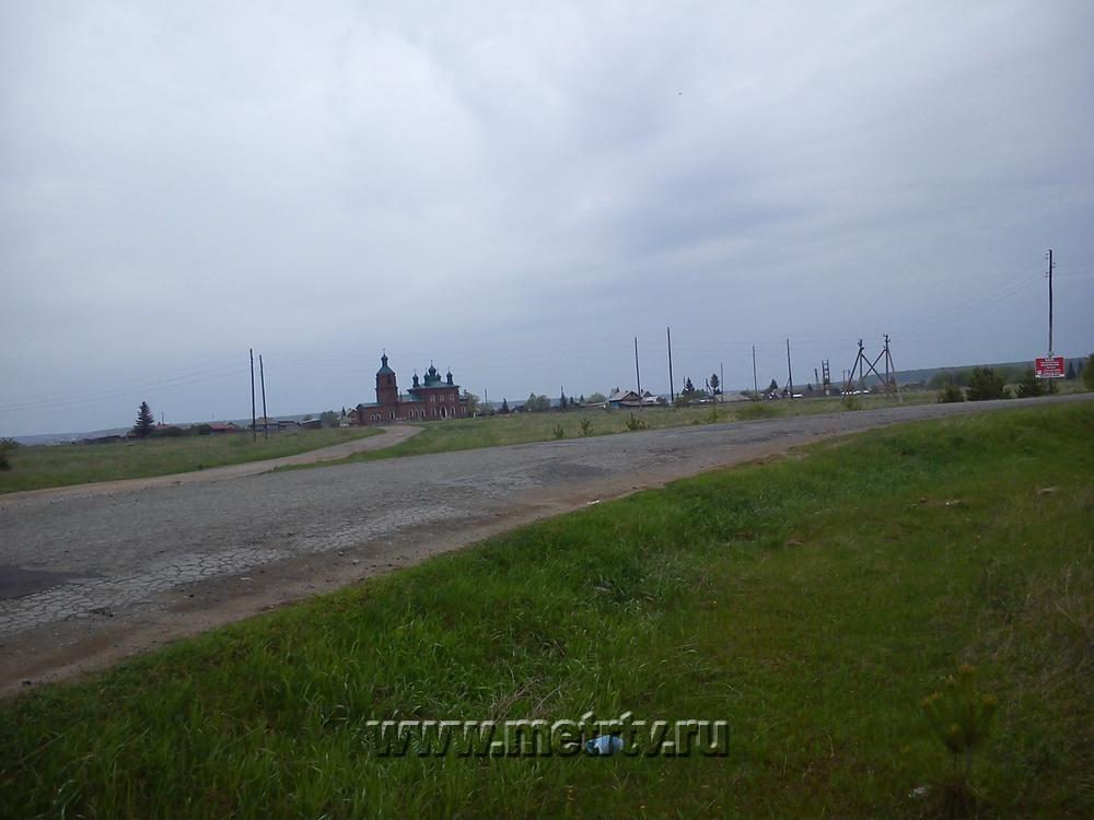 с. Клеопино, ул. Д/П Рублёво (Каслинский район) - фото земельного участка (1)