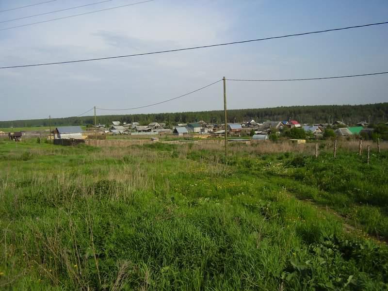 поселок городского типа Белоярский, ул. Зеленая, 101А (городской округ Белоярский) - фото земельного участка (1)