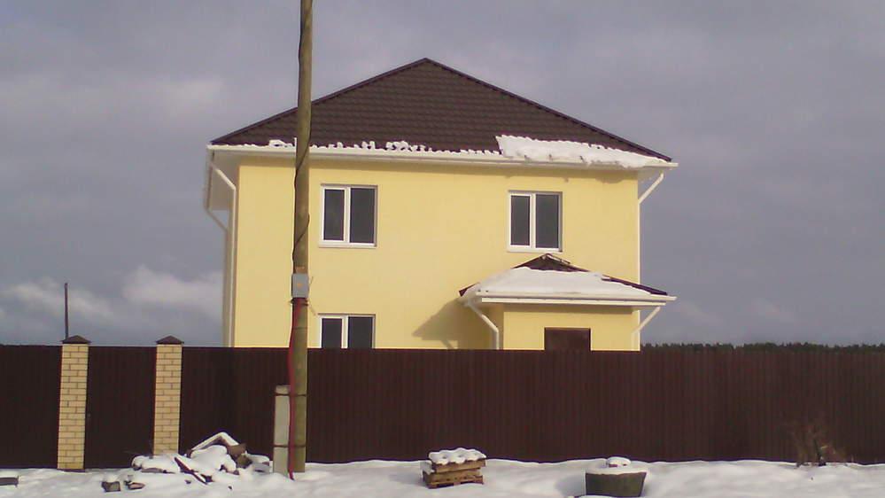 п. Ольховка (г.о. Сысерть), ул. Липовая, 9 (городской округ Сысертский) - фото коттеджа (1)