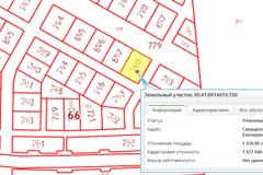 к.п. Усадьба, ул. Аграрная (городской округ Белоярский) - фото земельного участка