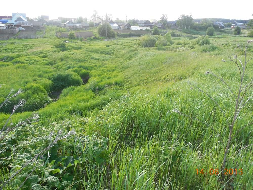 поселок городского типа Белоярский, ул. Заболотная, 96 (городской округ Белоярский) - фото земельного участка (2)