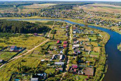 с. Колюткино, ул. Солнечная, 11 (городской округ Белоярский) - фото земельного участка
