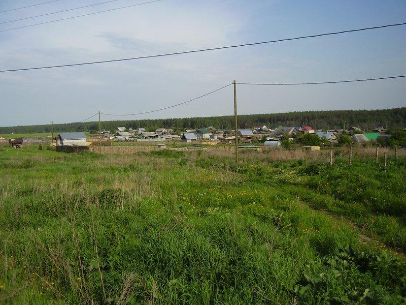 поселок городского типа Белоярский, ул. Зелёная (городской округ Белоярский) - фото земельного участка (1)