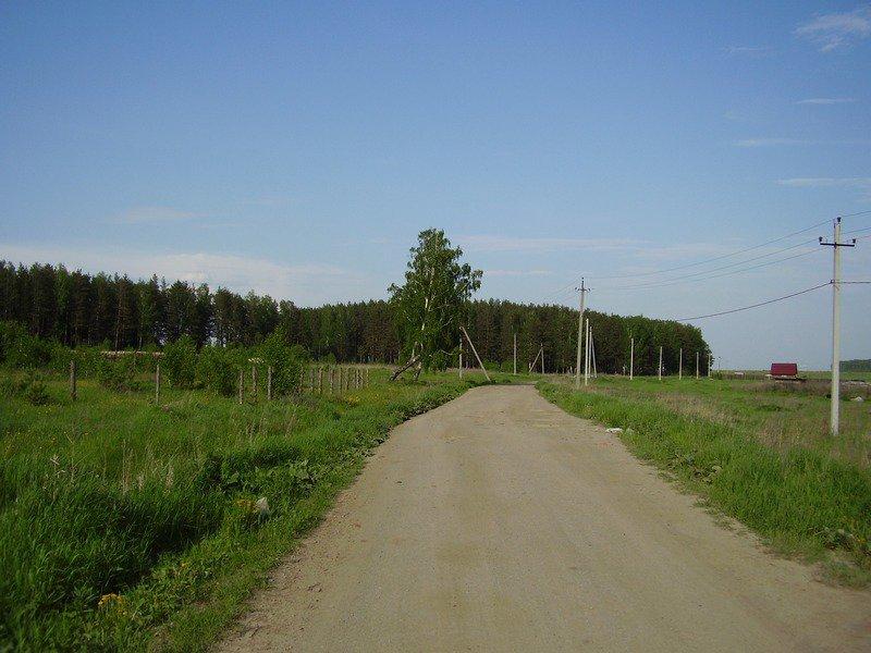 поселок городского типа Белоярский, ул. Зелёная (городской округ Белоярский) - фото земельного участка (2)