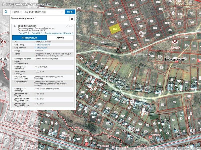 поселок городского типа Белоярский, ул. Зелёная (городской округ Белоярский) - фото земельного участка (4)