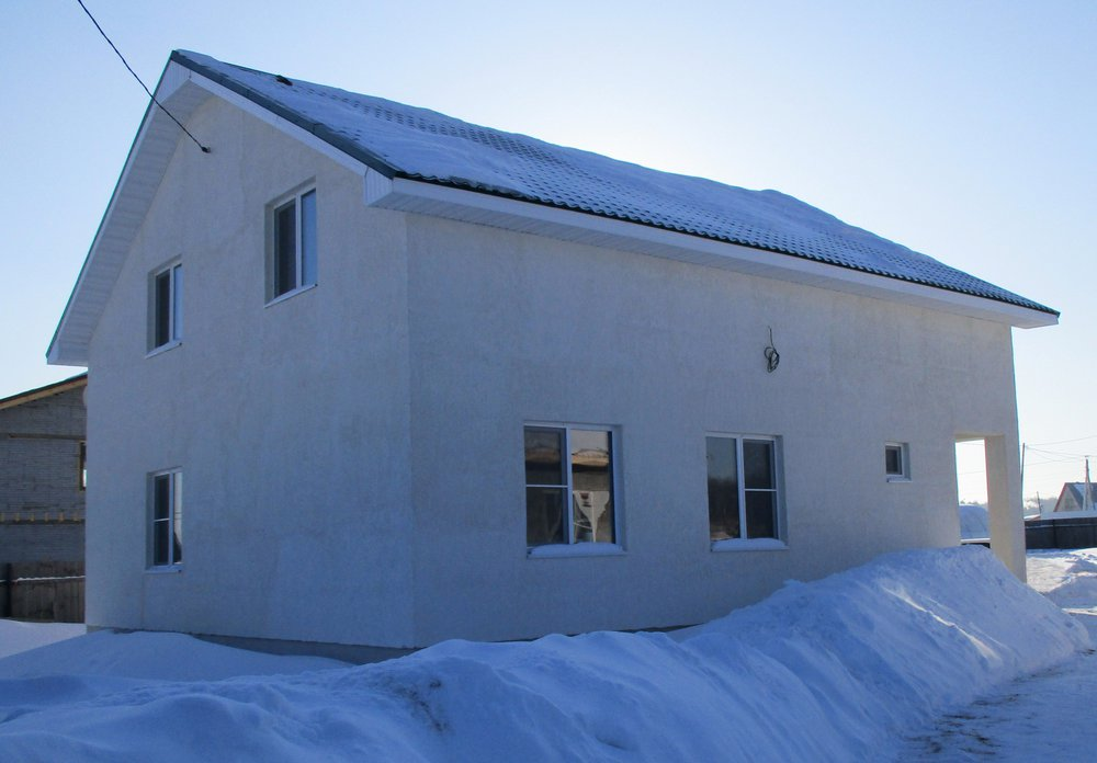 с. Малобрусянское, ул. Дачная, 6 (городской округ Белоярский) - фото дома (1)