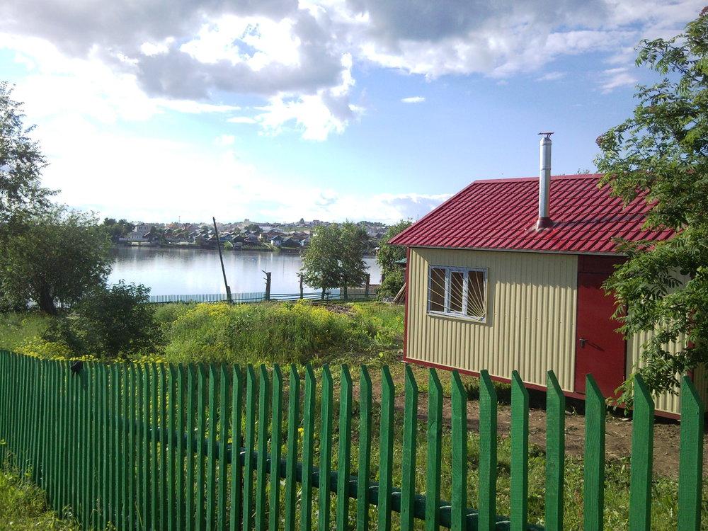поселок городского типа Верхние Серги, ул. Набережная, 15А (городское поселение Верхнесергинское) - фото дома (1)