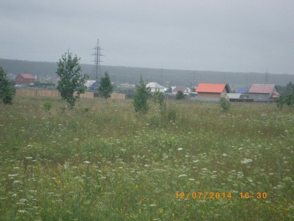 поселок городского типа Белоярский, ул. Чапаева, 130 (городской округ Белоярский) - фото земельного участка (1)