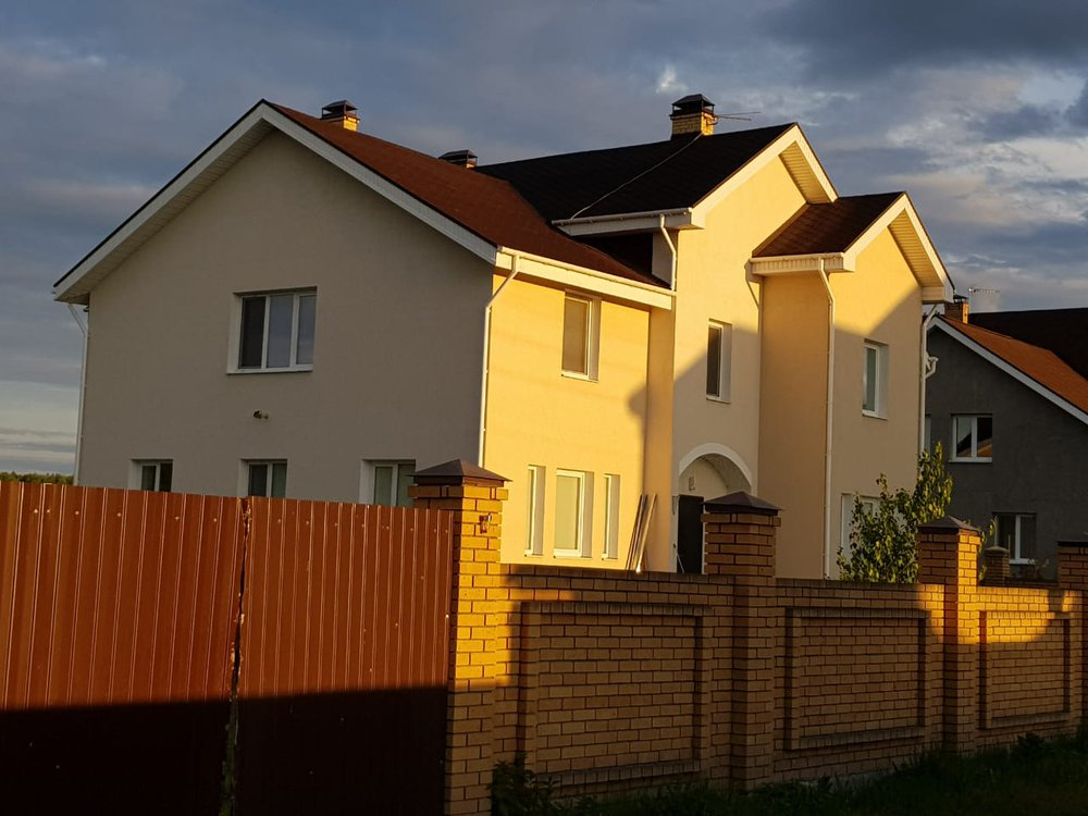 Екатеринбург, ул. Болотная, 1 (Шабровский) - фото коттеджа (1)