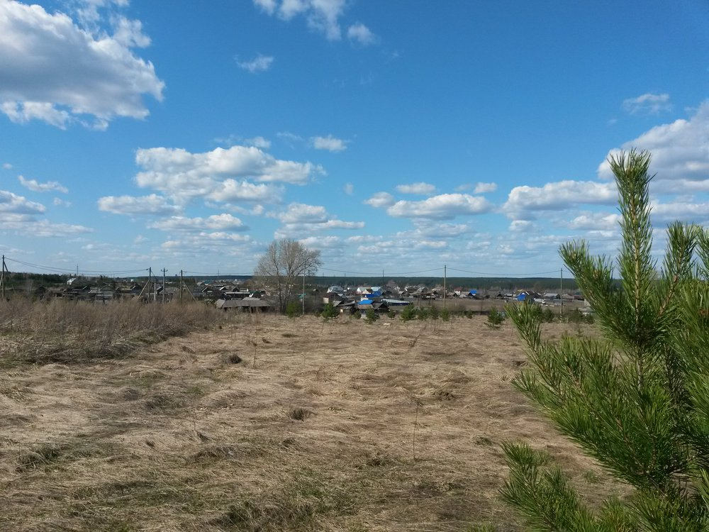 поселок городского типа Белоярский, ул. Просторная, 4 (городской округ Белоярский) - фото земельного участка (4)
