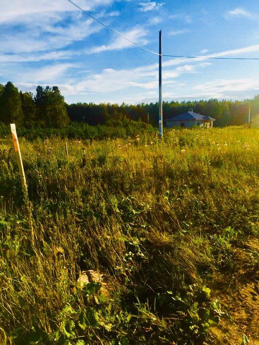 к.п. Становлянка, ул. Кедровая, 12а (городской округ Березовский) - фото земельного участка (3)
