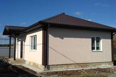 п. Ольховка, ул. Липовая, 11 (городской округ Сысертский) - фото дома