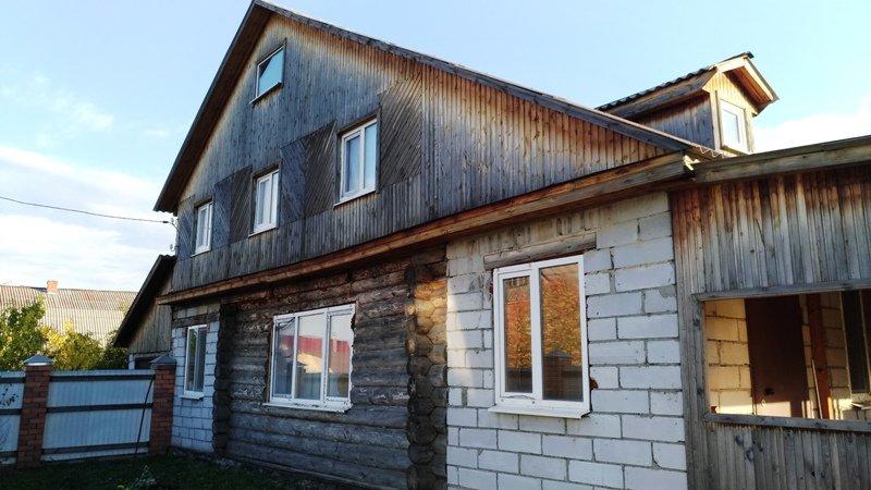 с. Большебрусянское, ул. Красивая, 30 (городской округ Белоярский) - фото дома (1)