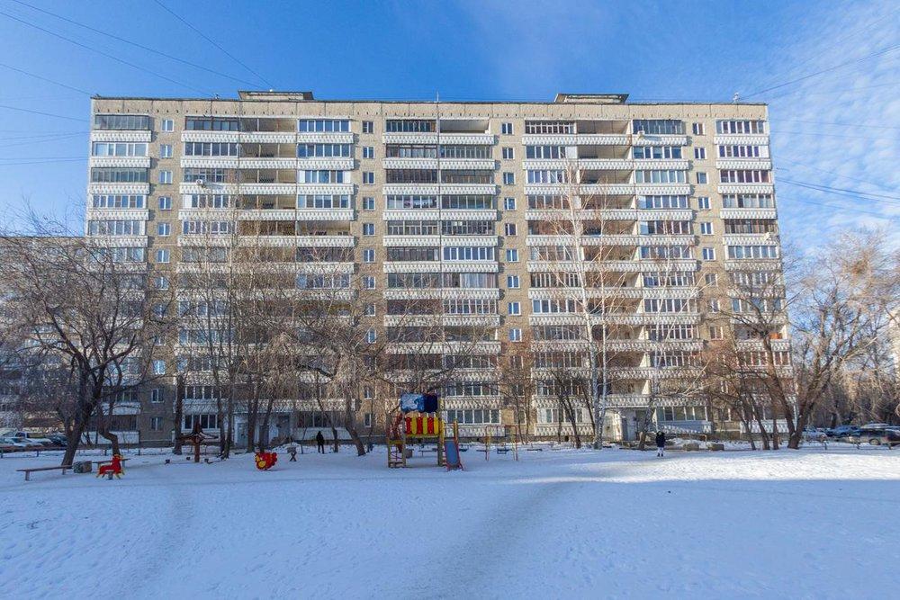 Екатеринбург, пер. Коллективный, 11 (Вторчермет) - фото квартиры (1)