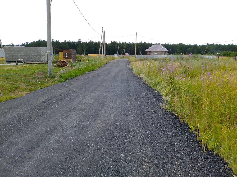 с. Малобрусянское, к.п.Марципан, 11 (городской округ Белоярский) - фото земельного участка (2)